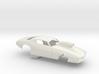 1/16 Pro Mod Camaro Cowl Hood W Scoop 3d printed