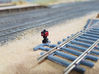 NSWGR Catch Point Indicator HO x 2 3d printed