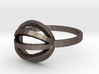 String Theory Ring - Size 7.5 3d printed