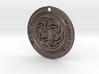 Door County pendant (steel) 3d printed