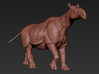 Paraceratherium (Medium / Large size) 3d printed