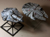 YT-2000 Otana (Jan's version) 1/270  3d printed Frosted Ultra Detail