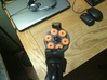 Airsoft Webley Revolver Shells 6 Count 3d printed