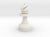 MILOSAURUS Chess LARGE Staunton Bishop 3d printed