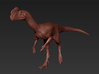 Guanlong middle size 3d printed