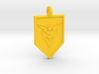 Team Instinct Badge Keychain 3d printed