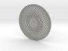 Geometric Coaster 3d printed