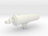 1:24 32-pounder Carronade barrel 3d printed