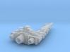 Scumfleet Ship Destroyer 3d printed