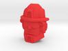 Graduate Heatwave Faceplate (Titans Return) 3d printed