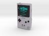 1:6 Nintendo Gameboy Light (Silver Metroid 2) 3d printed