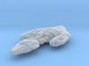 Krenim Warship 1/10000 Attack Wing 3d printed