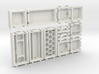 Modular Formicarium Kit 3d printed