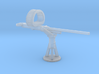 Browning M4 on PT boat mount 1/96 3d printed