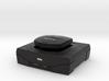 1:6 Sega Saturn (Black) 3d printed
