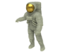 Neil Armstrong (small step) 1:6 3d printed