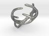 Antler Ring Size 10  3d printed