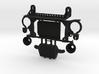 RS10002 Ripp Intercooler & Radiator Mount 3d printed