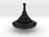 TRANSITION Spinning Top 3d printed