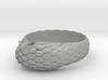 US6.5 Snake Ring: Tritium 3d printed