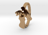 Mother-Son Ring - Motherhood Collection 3d printed