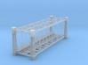 124ft Bridge Z Scale 3d printed Single track bridge Z scale