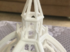 Gothic Chapel 1 Upper 3d printed Close up of the Cupola