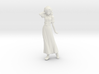 1/24 or G Scale Female Racing Staff Figure 3d printed