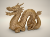 Cyber Dragon Stanford - Solid 3d printed