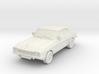 1:87 Ford capri mk 1 standard gl l hollow 3d printed