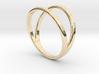 Split Ring Size 13 3d printed
