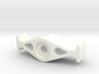 Replacement bathtub knob  3d printed