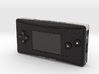1:6 Nintendo Game Boy Micro (Black) 3d printed