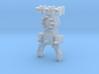 Dwarf B&O CPL Multi-Config(1) - HO 87:1 Scale 3d printed