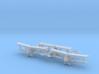 1/285 Rumpler CIV x3 3d printed