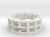 Carbon drive cog, 14 teeth, hyperglide splines 3d printed