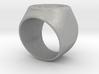 Riga Signet Ring v4 3d printed