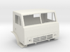 1:10 Kamaz 6x6 truck cab 3d printed