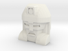Gobots Badboy Face (Titans Return) 3d printed