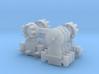 Dwarf B&O CPL-LowerSpdLamps-GndBrkt(3) - HO 87:1 3d printed