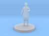 Elderly Woman 3d printed