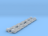 GR12 Co'Co' truck sideframes HO scale 3d printed