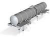 1/64 Center Unload Tanker 3d printed