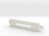 Amiga 4000D 3.5 Inch Bay Cover Large Compactflash  3d printed