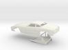1/12 Outlaw Pro Mod Karmann Ghia No Scoop 3d printed