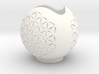 Flower Of Life Candle Holder 3d printed