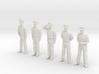 1-24 USN Officers Set1-15 3d printed