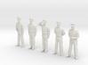 1-20 USN Officers Set1-15 3d printed