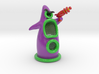 Evil Purple Tentacle LARGE 3d printed