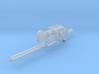 Sand Scorcher Dashboard Detail Part 3d printed